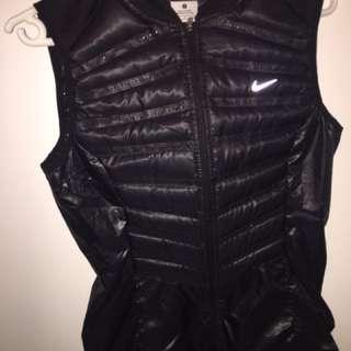 Sleeveless Nike Jacket