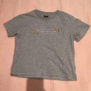 Stussy Grey Tshirt