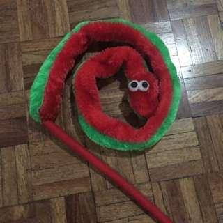 Snake Cat Toy
