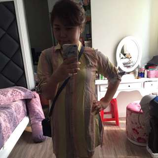 Dress multicolour