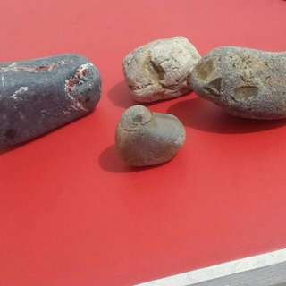Naturally weird rocks from ilocos