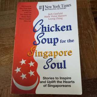 #Contiki2018 Chicken Soup For The Soul Series-Singapore