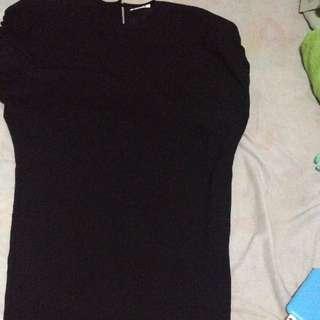 black sexy dress formal or semi formal