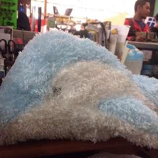 Blue Dolphin Doll