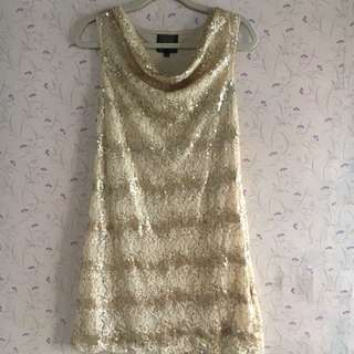 Sequined Dress