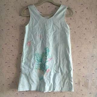 Zara Mint Greent Dress