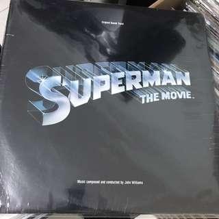Superman The Movie Vinyl