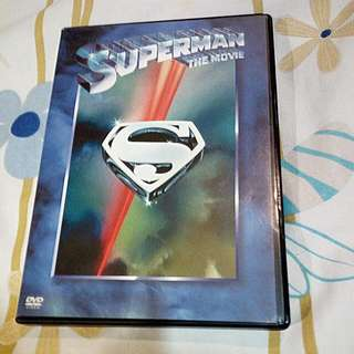 SUPERMAN DVD (CODE 3)