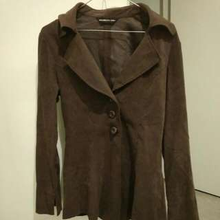 Coat For Winter.. Still In Good Condition..  Free Size, I Think Looks Like For S Size..