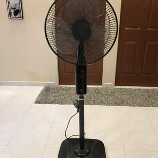 KDK Standing fan Grey Colour