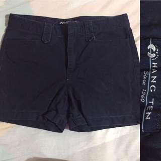 Dark Blue Hang Ten Shorts