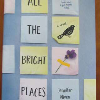 I'm Looking For ALL THE BRIGHT PLACES