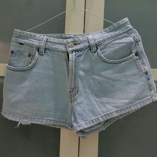 Short Jeans (semi Ripped)