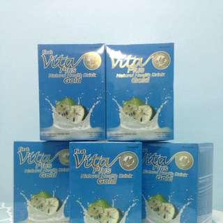 First Vita Plus Natural Health Drink Guyabano Gold