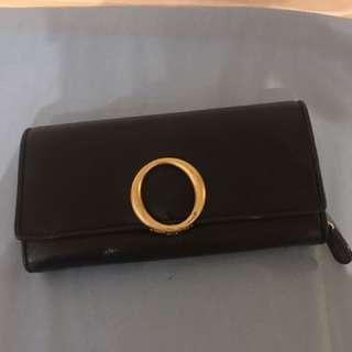 Oroton Black Wallet