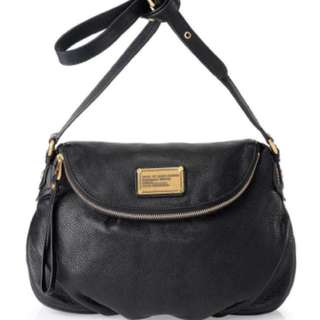 Marc Jacobs Q Natasha Leather Crossbody Bag