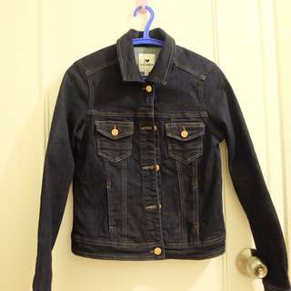 Jeans Jaket By Colorbox