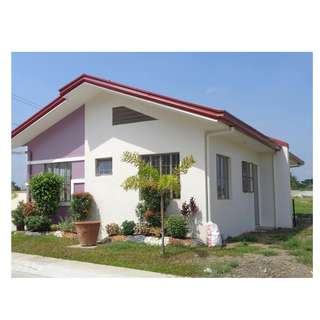 Bungalow Single Attached House and Lot for Sale in General Trias Cavite