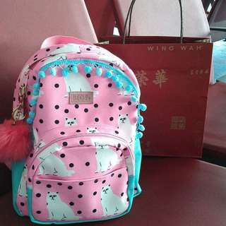 Mini Backpack By.begs