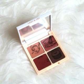 [PO] Holika Holika X Gudetama 2 Cupcake Eye Shadow Palette In Red Velvet