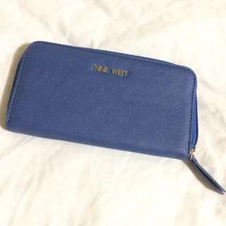 NINE WEST leather wallet