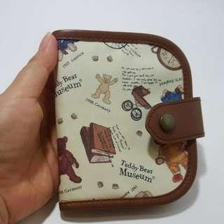 Teddy Bear Wallet