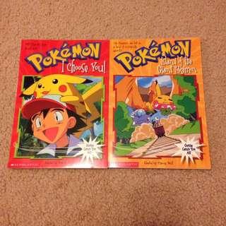 Pokémon Novels