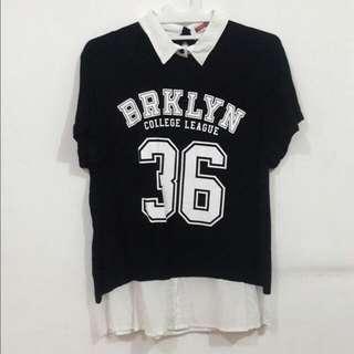 LOGO Jeans BRKYLN Shirt