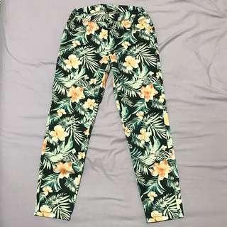 Uniqlo Printed Pants