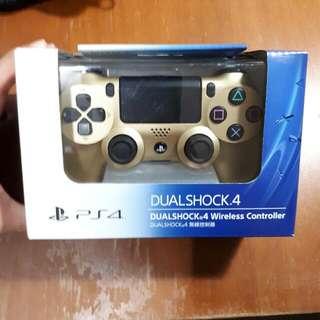 PS4 Dualshock 4 Controller (Gold)