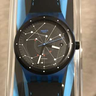 Swatch Sistem51 Unisex Watch
