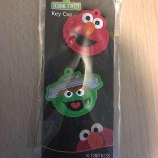 全新芝麻街鎖匙帽 Sesame Street Key cap
