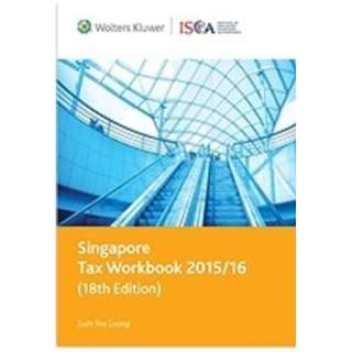 Singapore Tax Workbook 2015/2016