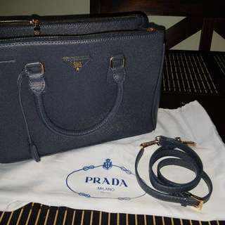 *reduced*Prada Saffiano