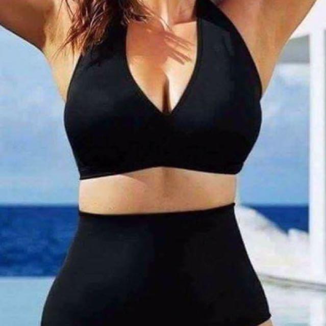 2piece swimwear plus size
