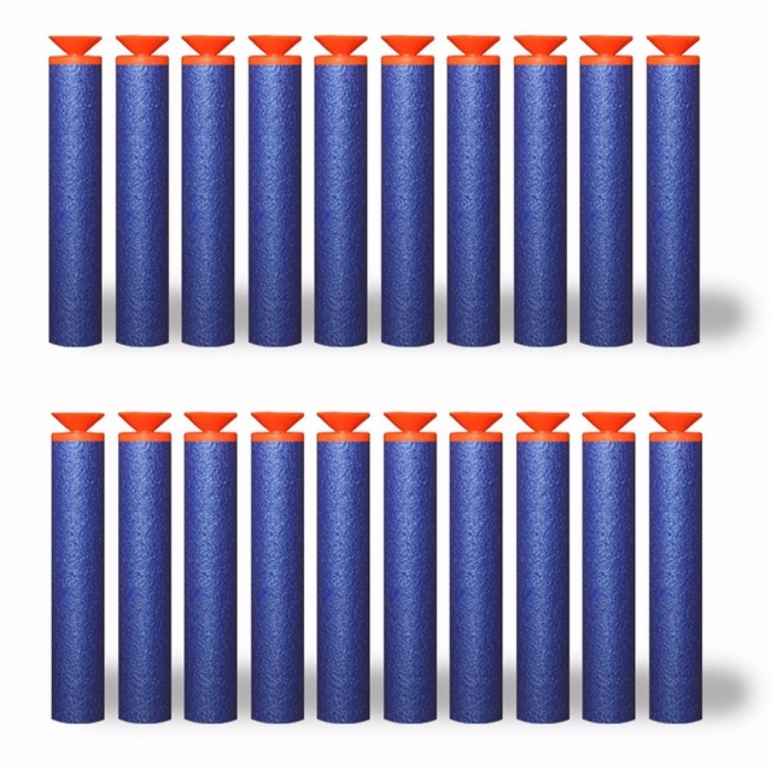 30 Pieces Nerf Suction Refill