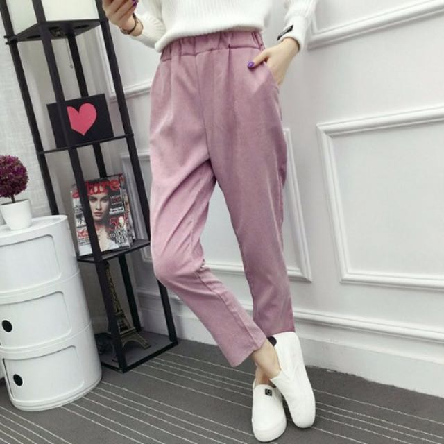Women Pants Suit Tumblr With Brilliant Minimalist -8127