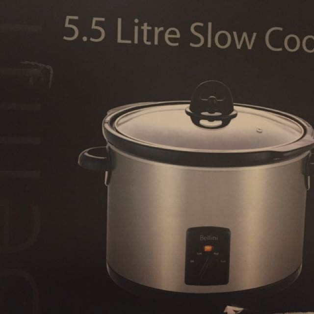 5.5 Litre Slow Cooker