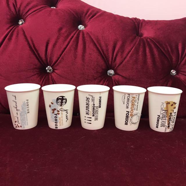 五入咖啡杯組