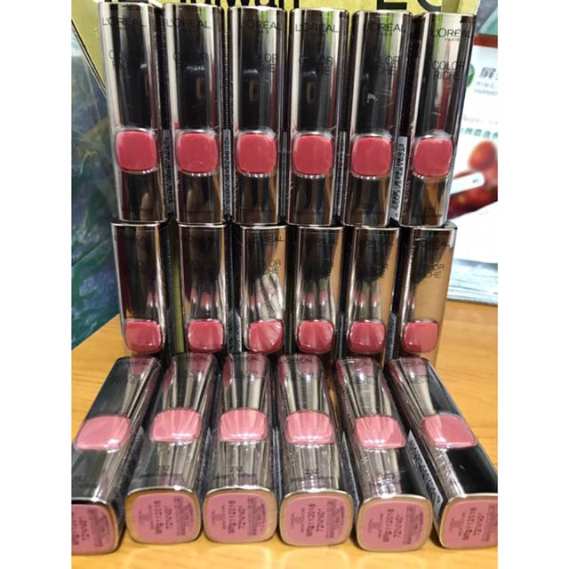 現貨‼️巴黎萊雅純色訂製唇膏 233 氣質玫瑰 霧面款 全新 未使用