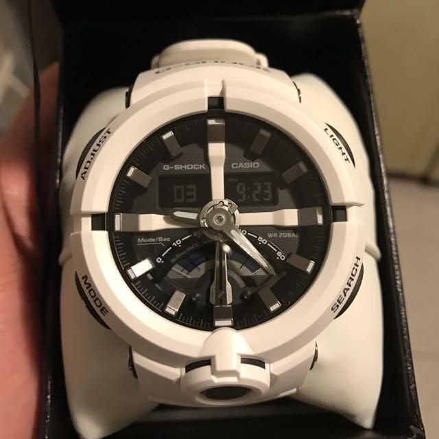 全新 正品G-SHOCK 數位指針錶