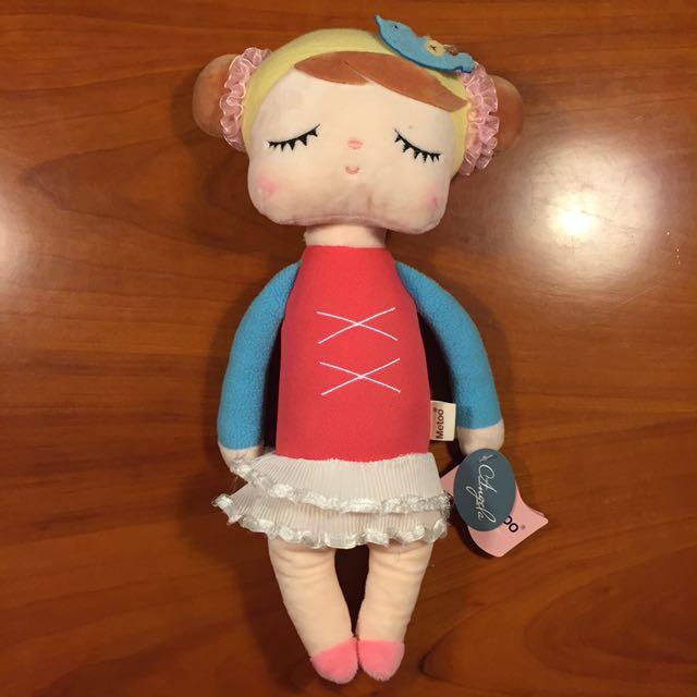 Angela Metoo Balerina Doll
