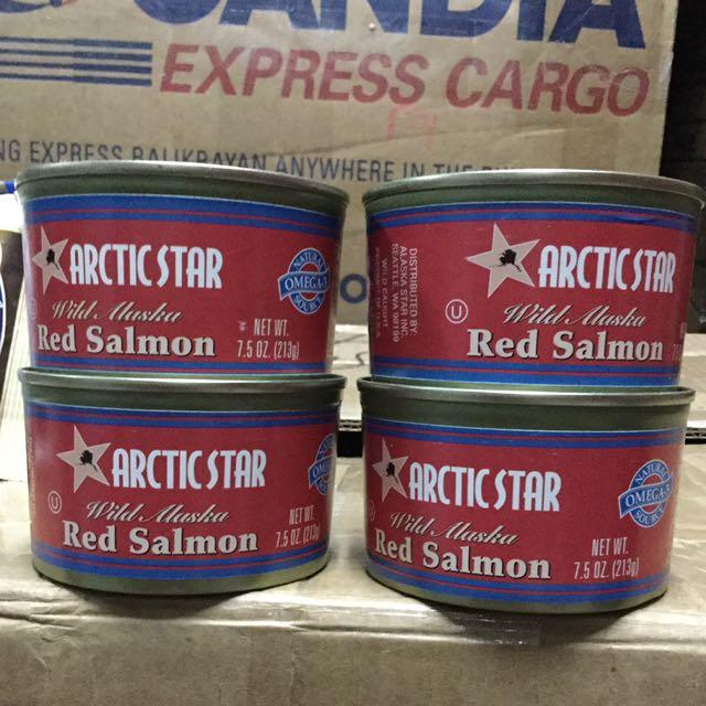 Arctic Red Salmon