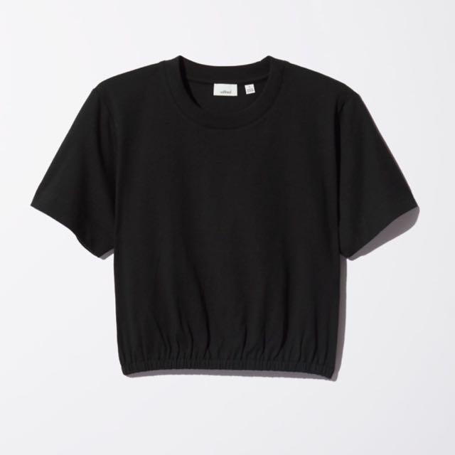 Aritzia Wilfred T Shirt Crop XS
