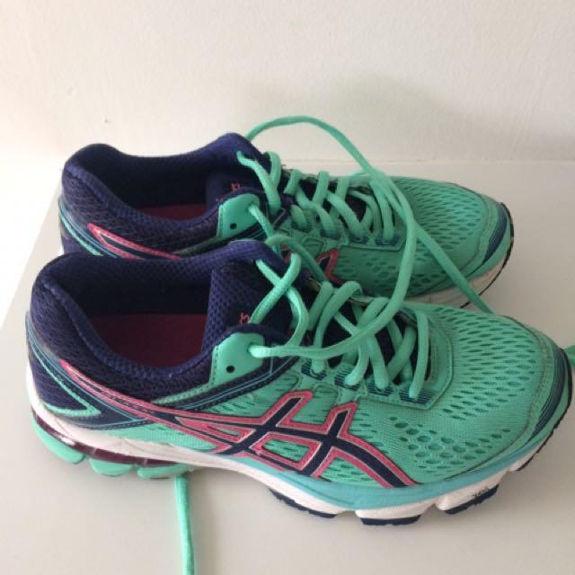 Asics GT1000 v4 Latdies Running Shoes