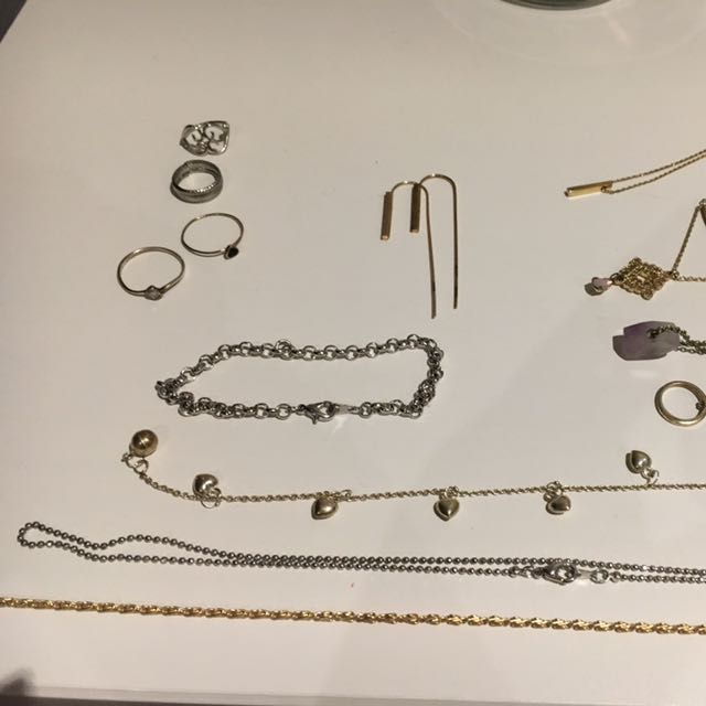 Assorted Jewels! Message Me With An Offer