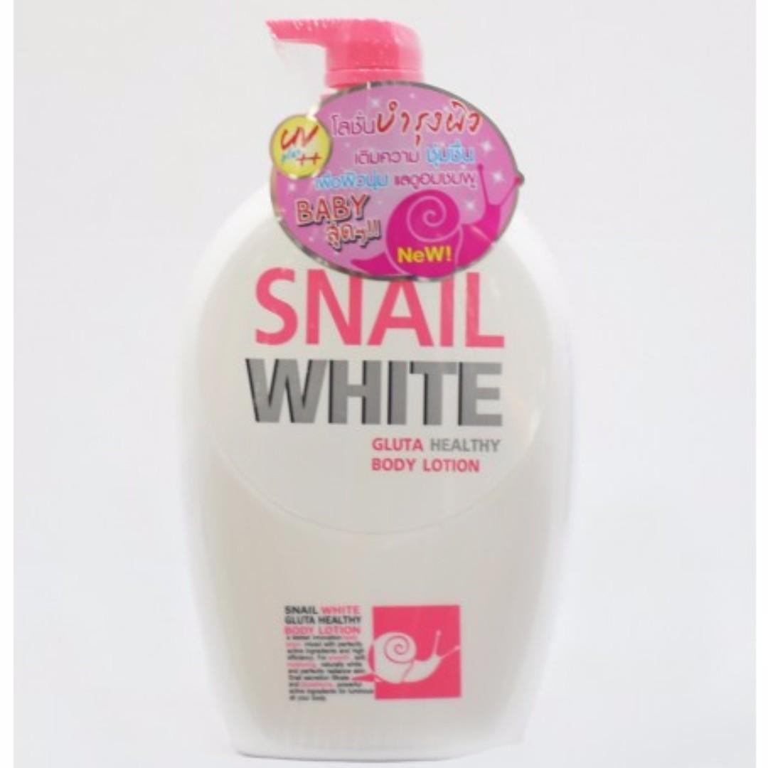 Kết quả hình ảnh cho SNAIL WHITE GLUTA HEALTHY BODY WASH