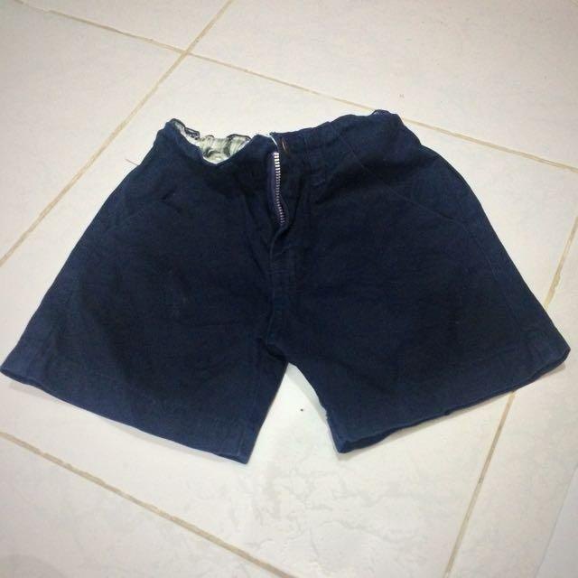 Baby Cinderella Shorts