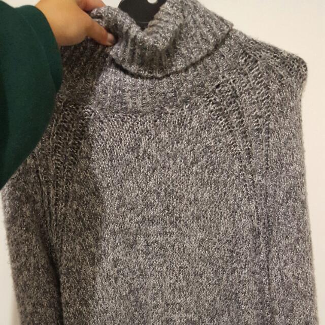 Bardot Grey Knit