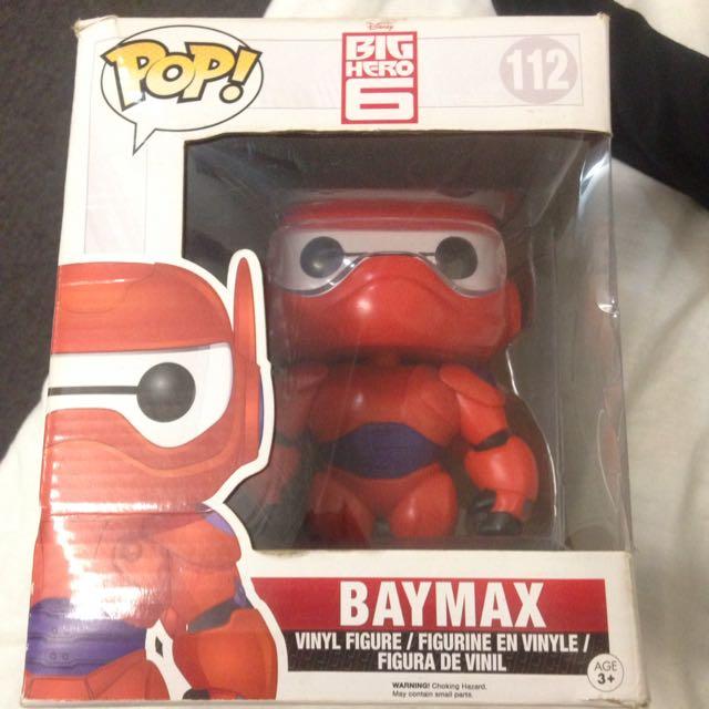 Baymax Pop Vinyl Big Hero 6
